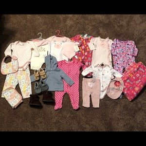 Other - 3-6 month girl lot